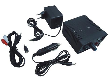 acessorios amplificado deltronica